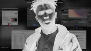 """AJ Suede – """"Necronomicon"""" ft. Noah23 & Blam Lord"""