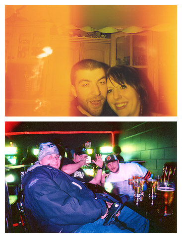 Lomography Colorsplash Camera