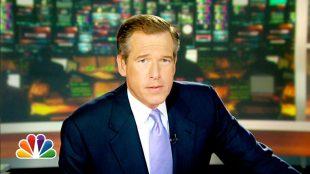 "NBC News Anchor Brian Williams – ""Nuthin' but a 'G' Thang"""