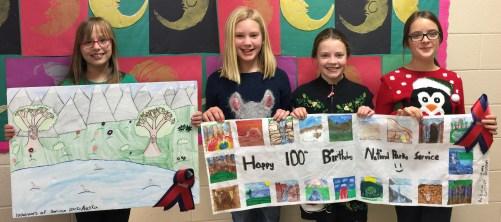 UHA JAC contest winners