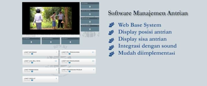 software-antrian