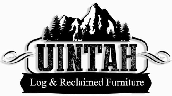 Uintah Log and Reclaimed Logo