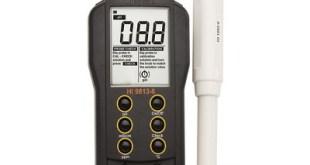 Temperature pH Meter