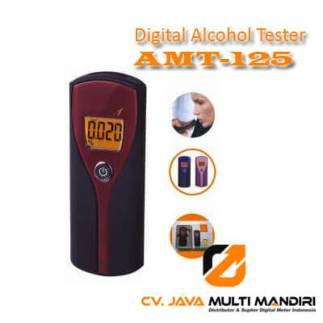 Jual Alat pengukur kadar alkohol AMT125 Digital