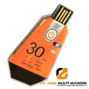 Jual USB Datalogger Pencatat Suhu RC-12
