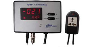 Alat Pengontrol ORP dan Suhu