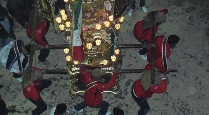 La Festa di Sant'Agata nei nostri giorni a Catania