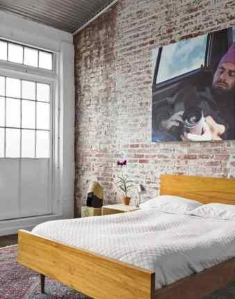 phillips factory interior bedroom