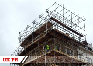 Restoration Portfolio UK PR Scaffolding Sutton SM1 Feature