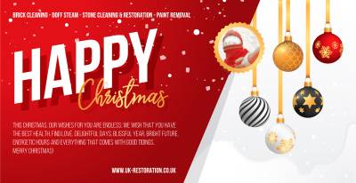 Restoration xmass wishes 2018