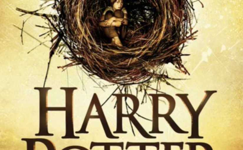 J.K. Rowling just announced that she's publishing this new Harry Potter book