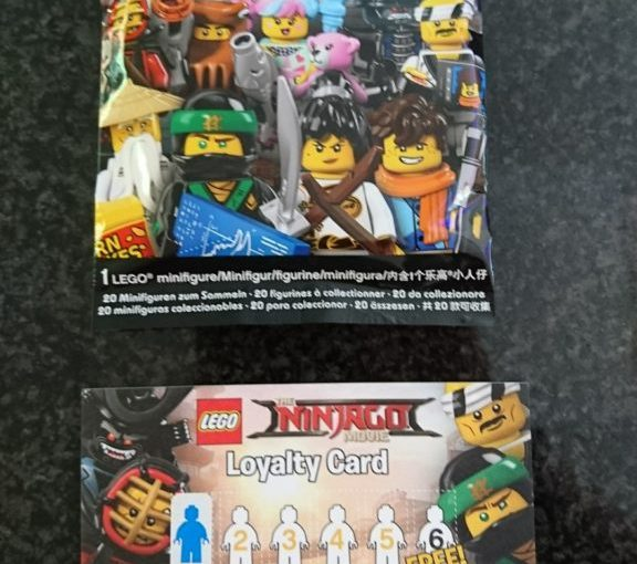 Lego Ninjago Movie Minifigures
