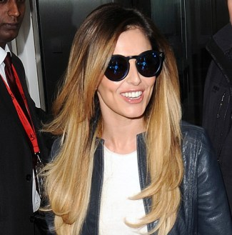 Cheryl Cole Oliver Goldsmith Sunglasses