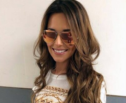 Cheryl Cole Ray-Ban Aviator Sunglasses