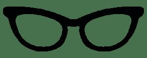 Cat eye-Glasses