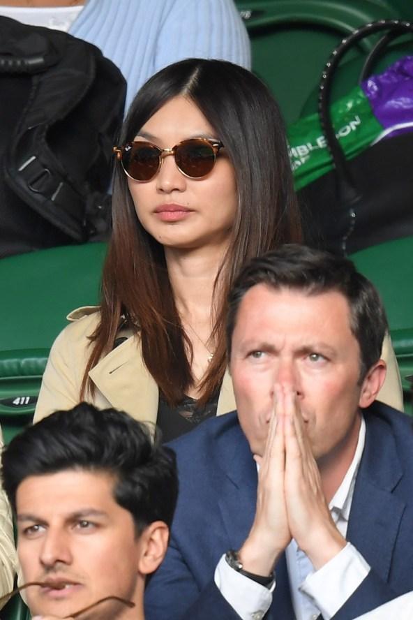 Gemma Chan Wimbledon Style