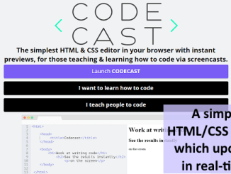 CodeCast-info