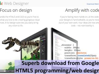 google-webdesigner-info