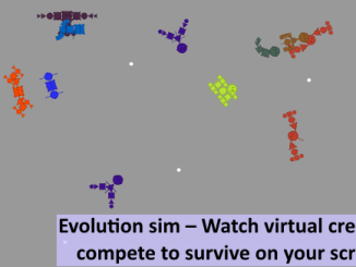 Evolution info