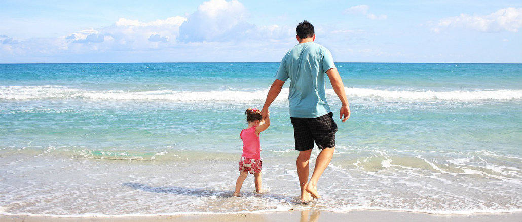 Dads play key role in child development