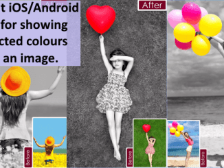 Color Pop Effects info