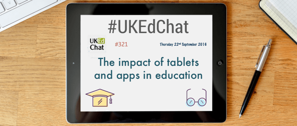 Session 321: The impact of tablets and apps in education