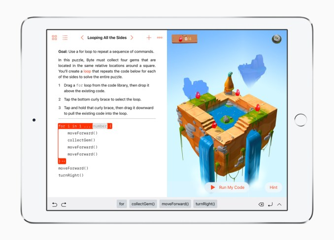 swift-playgrounds-release-issuingcommands