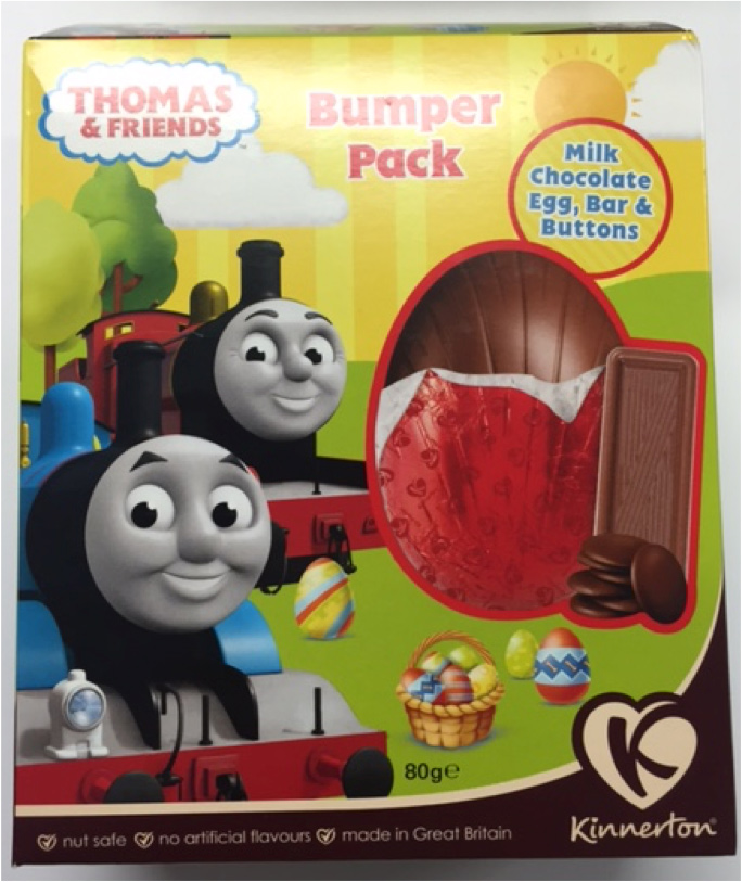 Thomas and friends Bumper Pack
