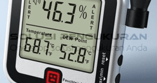 Thermometer Humidity & Dew Meter AMT-123