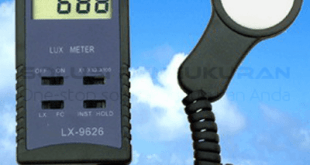 Alat Pengukur Cahaya Digital Lux Meter LX-9626