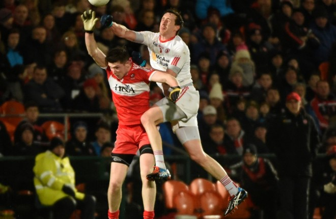 Tyrone's Colm Cavanagh cautious of Cavan