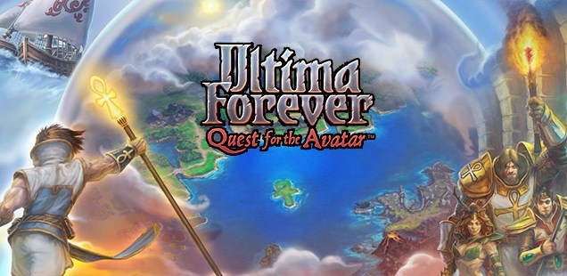 Two Interviews with Paul Barnett about Ultima Forever