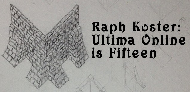 Raph Koster: Ultima Online is Fifteen, the Grand Experiment