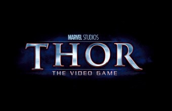 5092Thor The Video Game Logo
