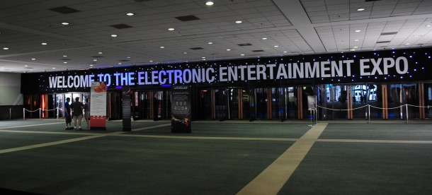 Welcome to the Electronic Entertainment Expo