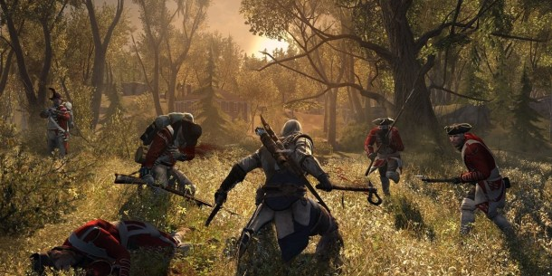 assassin's creed iii gameplay screenshots 1