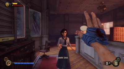 Bioshock Infinite - Catch