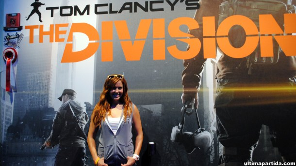 E3 2013 Chicas - TheDivision