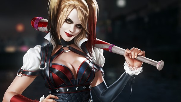 Batman Arkham Knight - Harley Quin