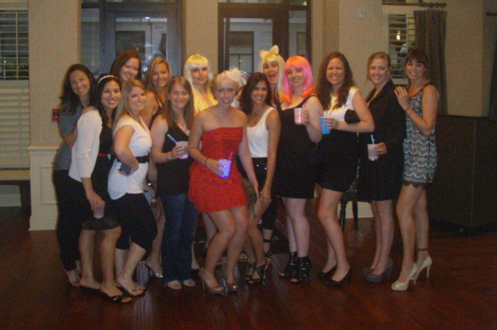 Savannah bachelorette night out ultimate bridesmaid for Good places for bachelorette parties