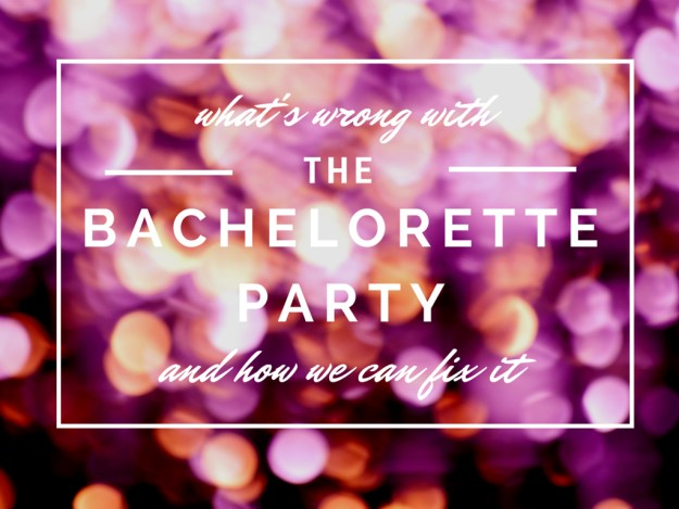 bacelorette party copy