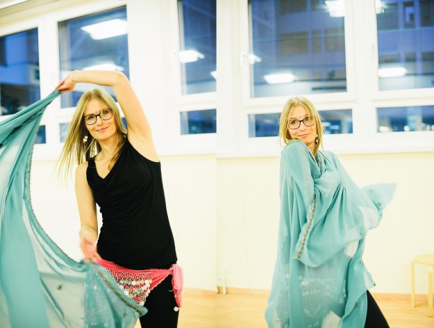 A Belly Dance Hen Night in Zurich | Ultimate Bridesmaid | Nadine Jayaraj Photographs