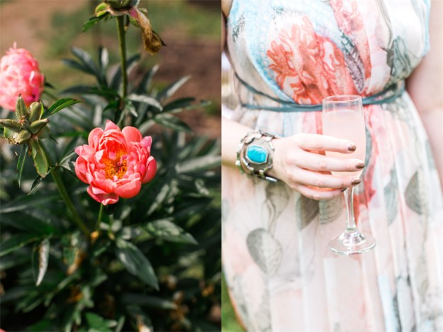 A Peony Perfection Bohemian Bridal Shower | Ultimate Bridesmaid | Chelo Keys Photography