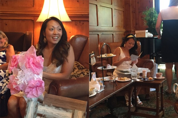A Tea Party Bridal Shower in North Carolina at the O.Henry Hotel | Ultimate Bridesmaid