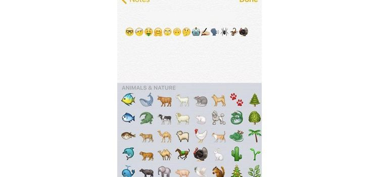 The Guide to Apple's New Emojis