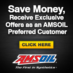 Save up to 25 percent and get exclusive offers as an AMSOIL Preferred Customer PLUS exclusive help from a former OEM headquarters senior engineer