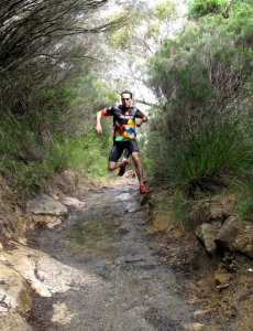 Brendan will be at his first WSER100 run