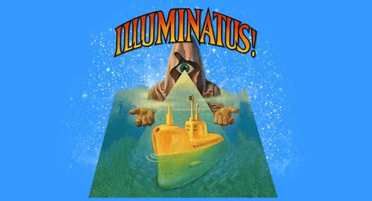 Robert Anton Wilson Illuminatus Trilogy