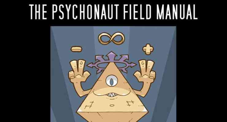 psychonaut field manual cartoon guide chaos magick