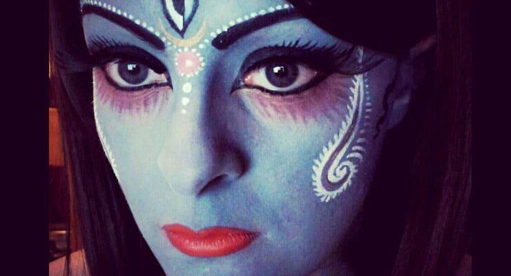 Female Mystics Kali